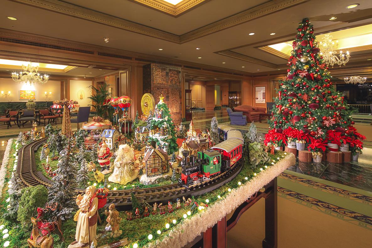 ホテル椿山荘東京のクリスマス