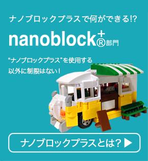 nanoblock plus divison