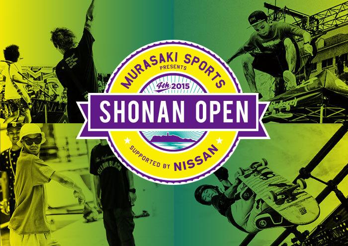 ムラサキスポーツ 湘南オープン2015 ソーシャルフィード SHONAN OPEN 2015 SOCIAL FEED